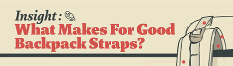 What Makes a Good Backpack Strap? - Carryology - Exploring better ways to carry | EDC Ideas | Scoop.it