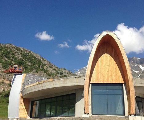 Les travaux avancent  à l'espace aqualudique de Piau-Engaly | Piau-Engaly Facebook | Vallée d'Aure - Pyrénées | Scoop.it