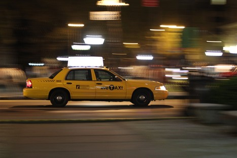 'Off-Duty' Taxi Light Will No Longer Let You Down | New York I Love You™ | Scoop.it