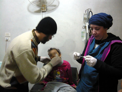 International Womens Day 2013: Dr. Anne Marie Pegg in Syria | Charities and Social Media | Scoop.it