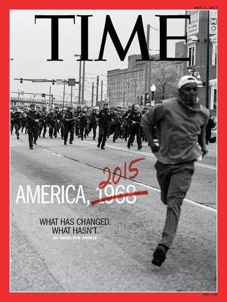 Go behind Time's Baltimore cover with aspiring photographer Devin Allen | Communication design | Scoop.it
