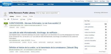 Trois usages professionnels de la curation » François MAGNAN – Formateur Consultant | Gestion de l'information | Scoop.it