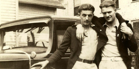 LOOK: Incredible Photographs Shine Light On Gay Couples Of Yesteryear | What's new in Visual Communication? | Scoop.it