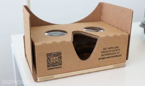 Google Cardboard Gets a Big Upgrade With Realistic 3D Audio | Virtual Reality VR | Scoop.it