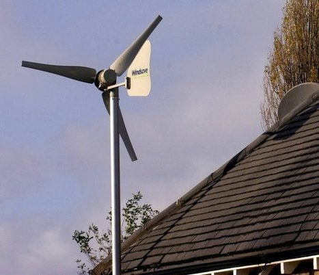 Making your home green smart with wind power - Smart D Home Store's Blog | Green Living | Scoop.it