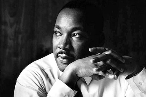 "Dr. Martin Luther King Jr.'s  ""I Have a Dream"" speech as a work of literature 