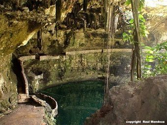 Brazil Weird News: Cenotes - The sacred Wells of the Mayans | Ancient Cities | Scoop.it
