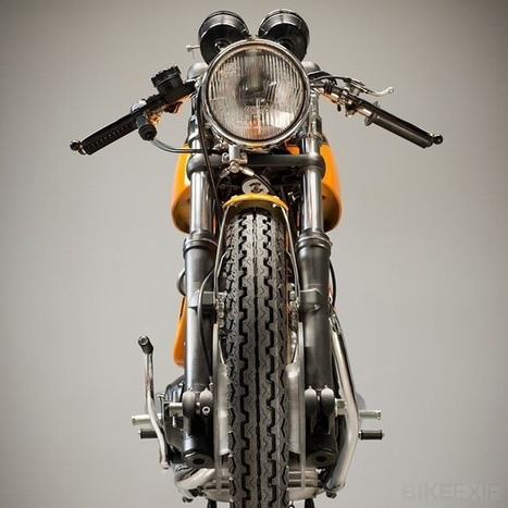 1973 Ducati 750 Sport | BikeEXIF | Cafe Racers | Scoop.it