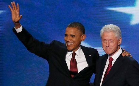 """Bill ,""""sexual favours """"Clinton: Barack Obama making 'mistake' staying out of Syria  - Telegraph 