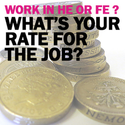HE rate for the job | Higher education news for libraries and librarians | Scoop.it