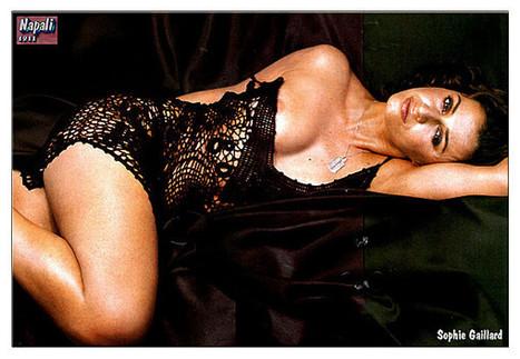 Oops le sein sexy de Sophie Gaillard dans 'Entrevue' ! - photo | Radio Planète-Eléa | Scoop.it