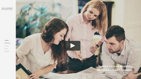 Webdesign: 14 vidéos de présentation de sites - WebdesignerTrends | Web | Scoop.it