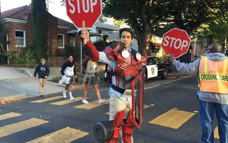 Gov. Brown is funding 'active transportation' | Pedestrian Safety and Accident Prevention in California - CA Pedestrian Accident Attorney | Scoop.it