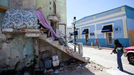 Economy and Crime Spur New Puerto Rican Exodus | AP Human Geography Finnegan | Scoop.it