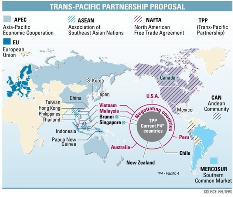 Trans-Pacific Partnership: details of the trade - Livingston International | International Trade | Scoop.it