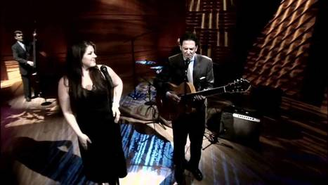 Legends of Jazz: Jane Monheit & John Pizzarelli - They Can't Take That Away From Me - YouTube | fitness, health,news&music | Scoop.it