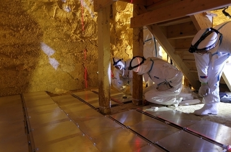 Pyramid Interior Revealed Using Cosmic Rays : DNews | News in Conservation | Scoop.it
