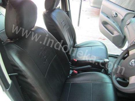 modifikasi Sarung Jok Ferrari Nissan Grand Livina | Aksesoris Mobil Nissan | Scoop.it