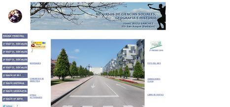 Recursos de Ciencias Sociales, Geografía e Historia | Geografia | Scoop.it