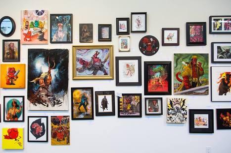 Hero Complex Gallery | Heart is a Lock, Music is the Key | Scoop.it