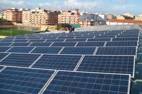 Producir energía fotovoltaica para autoconsumo ya resulta competitivo, según un estudio   energía tibt   Scoop.it