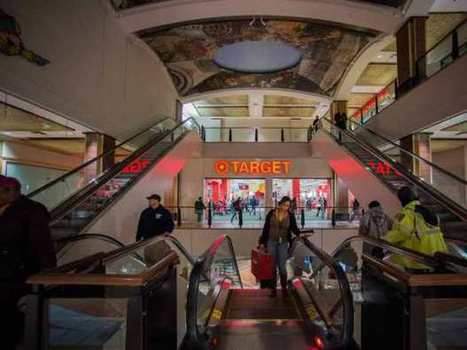 Get ready to take the escalator when you shop: Vertical retail is moving up, says RioCan   Shopping - Retail - Brands   Scoop.it