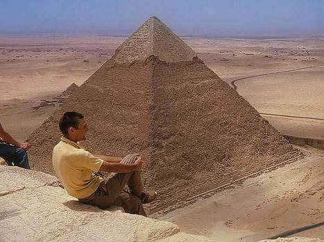 Pyramids of Giza in Egypt   Best Egypt Trip   Scoop.it