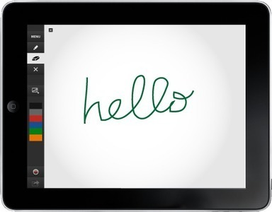 Create and record your own ShowMe with the iPad app | Resources for English Language Teachers | Scoop.it