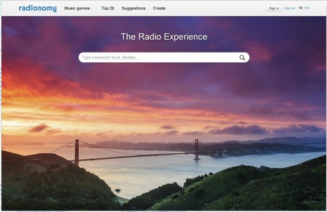 Online radio 'Radionomy' lets you DJ your own station, make money - Music Times   Streaming Music   Scoop.it