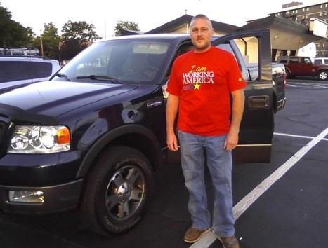 His Name is Scott, He Drives a Truck, and He's Voting for Elizabeth Warren | Daily Kos | Massachusetts Senate Race 2012 | Scoop.it