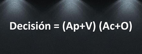 La fórmula para tomar decisiones vocacionales   Orientación Educativa - Enlaces para mi P.L.E.   Scoop.it