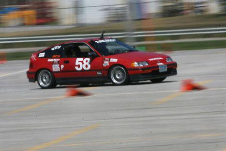 Drivers enjoy thrill of precision competition - Mason City Globe Gazette | Traffic Cones | Scoop.it