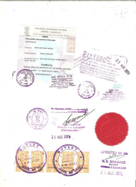 B.Sc. Nursing Certificate Attestation   Certificate Attestation Services   Scoop.it