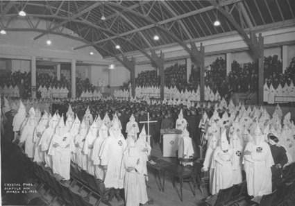 Ku Klux Klan in Washington State, 1920s | Ku Klux Klan by Melissa K | Scoop.it