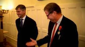 Leif Johansson awarded the French Legion of Honour (Légion d'honneur) | Foreign Investments in France | FDI Europe | Scoop.it