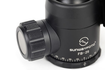 S.C.V. Photography Ideas: New Sunwayfoto FB-28 Lightweight Ball Head Preview | Tripods, support, flters etc. | Scoop.it