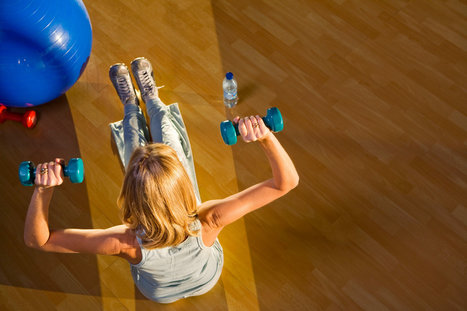 Getting a Brain Boost Through Exercise | It's a boomers world! | Scoop.it