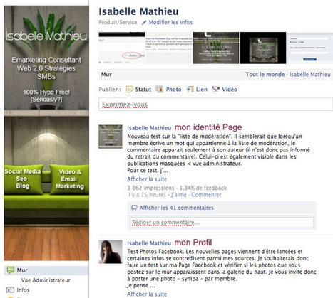 Comment Configurer Votre Nouvelle Page Facebook Comme Un Pro ? | Facebook, Twitter, Google+, Pinterest et compagnie | Scoop.it