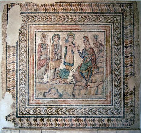Se inaugura el Museo de Mosaico Romano de Casariche (Sevilla)   Archaeology, Ancient History   Scoop.it