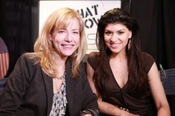 Actress Cathryn de Prume and Host Kristina Nikols on ActorsE Chat | Events | Scoop.it