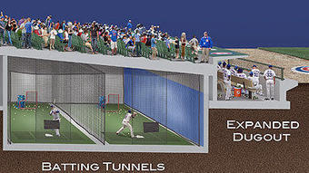 Selling of Wrigley Field renovation plan begins - Chicago Tribune | Sports Facility Management 4099916 | Scoop.it