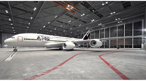 Airbus A380 3D model/Model 3d | 3D Library | Scoop.it