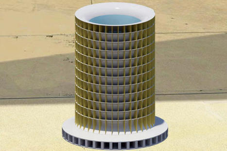 In Depth: Desert skyscrapers could be a wind 'game-changer' - Wind - Renewable energy news - Recharge - wind, solar, biomass, wave/tidal/hydro and geothermal | SMART INNOVATIONS | Scoop.it
