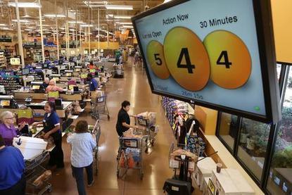 Kroger Solves Top Customer Issue: Long Lines - InformationWeek   Retail Store Design   Scoop.it