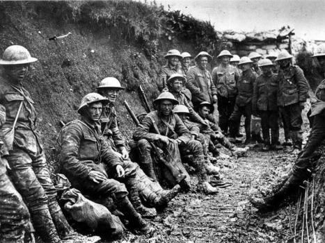 PHOTOS. Il y a 100 ans, la meurtrière bataille de la Somme | Centenaire de la Première Guerre Mondiale | Scoop.it