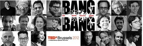 TEDx Brussels 2012 – boeiende mix van sprekers en visionairs | Anders en beter | Scoop.it