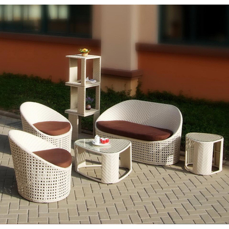 Why buy modish outdoor furniture for your outdoor living space? | Newfurniure4less | Scoop.it