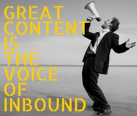 9 Ways You Can Create Powerful Inbound Marketing Content | The Technology Sell Daily | Scoop.it