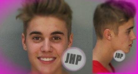 Justin Bieber: le foto dell'arresto! - JHP by Jimi Paradise™ | GOSSIP, NEWS & SPORT! | Scoop.it