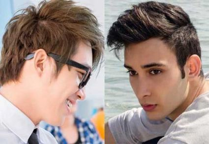 Hairstyles For Boys 2015 | New Clothing Point | arshad | Scoop.it